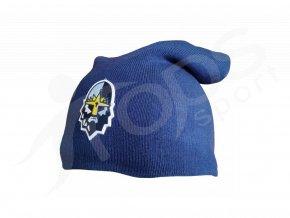 zimni cepice rytiri kladno modra