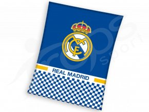 fleesova deka real madrid