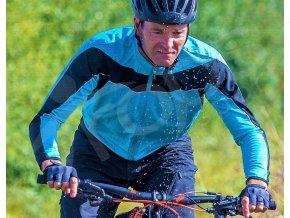 cyklisticky dres spiro bike long modry