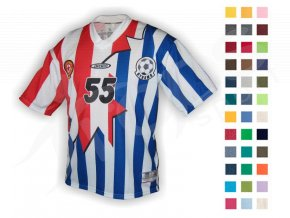 fotbalovy dres narozeninovy vlastni jmeno a cislo
