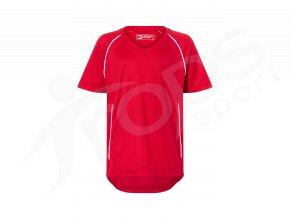 fotbalovy dres james nicholson stulpny cerveny