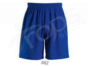 fotbalove trenyrky sols modre