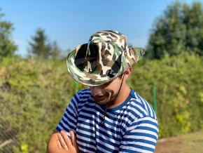 maskacovy klobouk