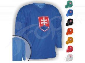 Hokejový dres tréninkový SLOVENSKO