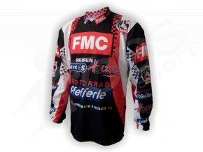 Motokrosový dres FMC