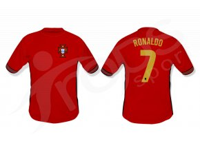 fotbalovy dres portugalsko top