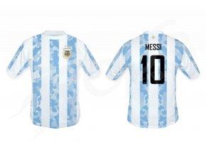 fotbalovy dres argentina top