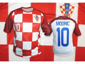 fotbalovy dres chorvatsko top