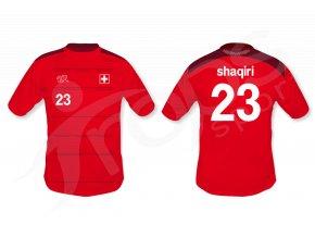 fotbalovy dres svycarsko top