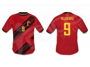 fotbalovy dres belgie top