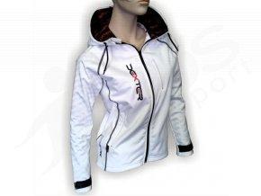 Softshellová bunda IMAGE dámská - bílá