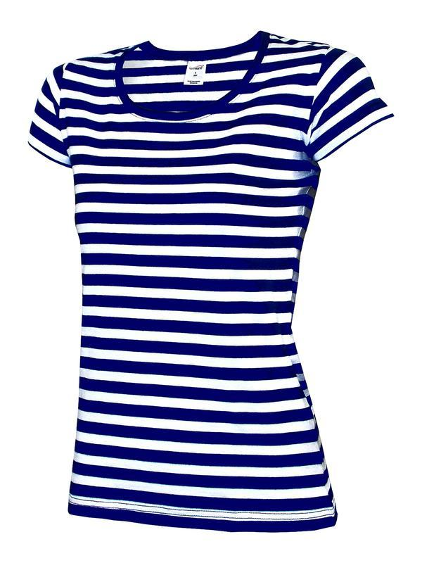 Trops-Sport Dámské námořnické tričko Sailor Velikost: L, Lze dotisknout: Vzhled dle obrázku