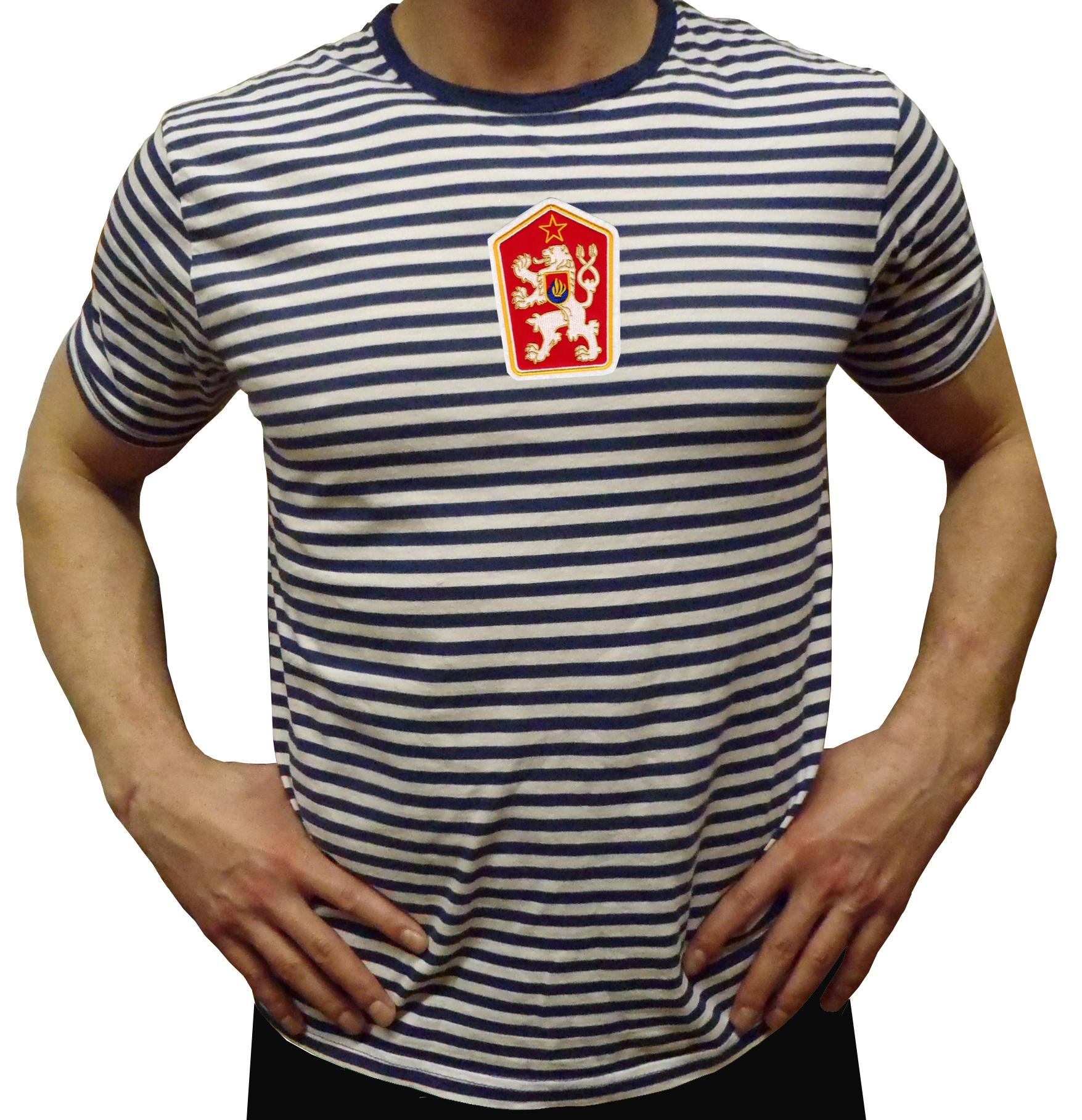 Trops-Sport Námořnické tričko TOP ČSSR Velikost: XL, Lze dotisknout: Vzhled dle obrázku
