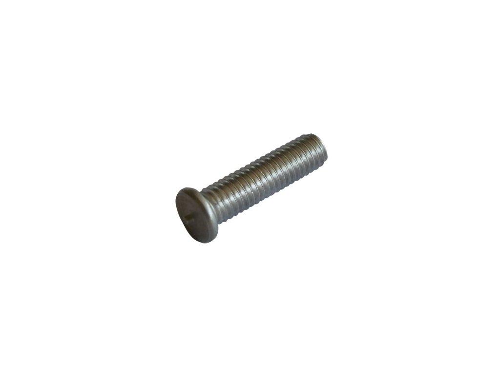 Bodovacia skrutka 4 mm AL