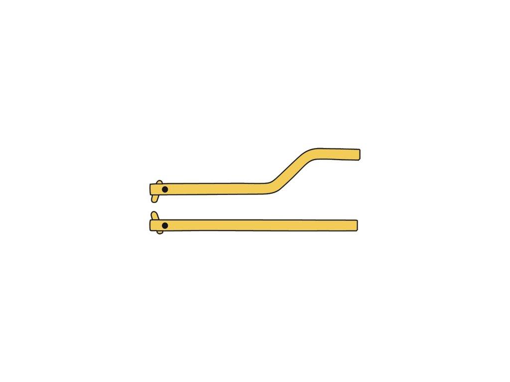 Čeľuste 350 mm pre Digital Modular 803154 Telwin