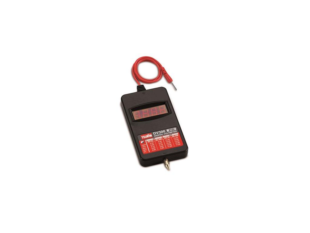 Digitálny voltmeter DV 300 Telwin