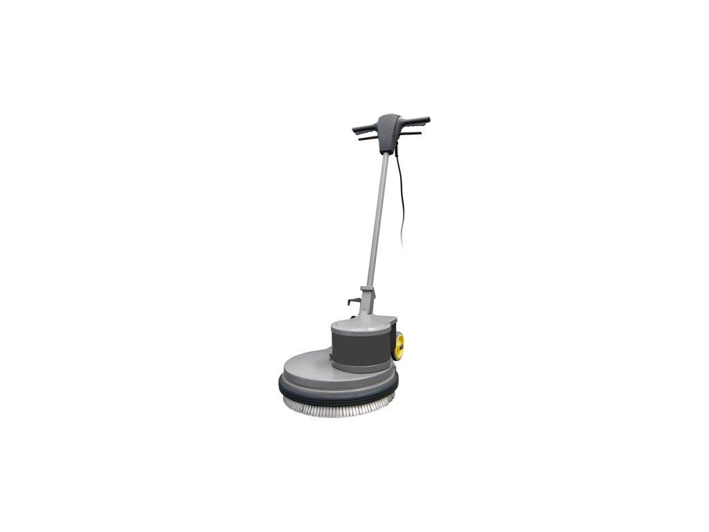 Čistiací a leštiací stroj na podlahu ODM-R 45G 40-160 Fasa