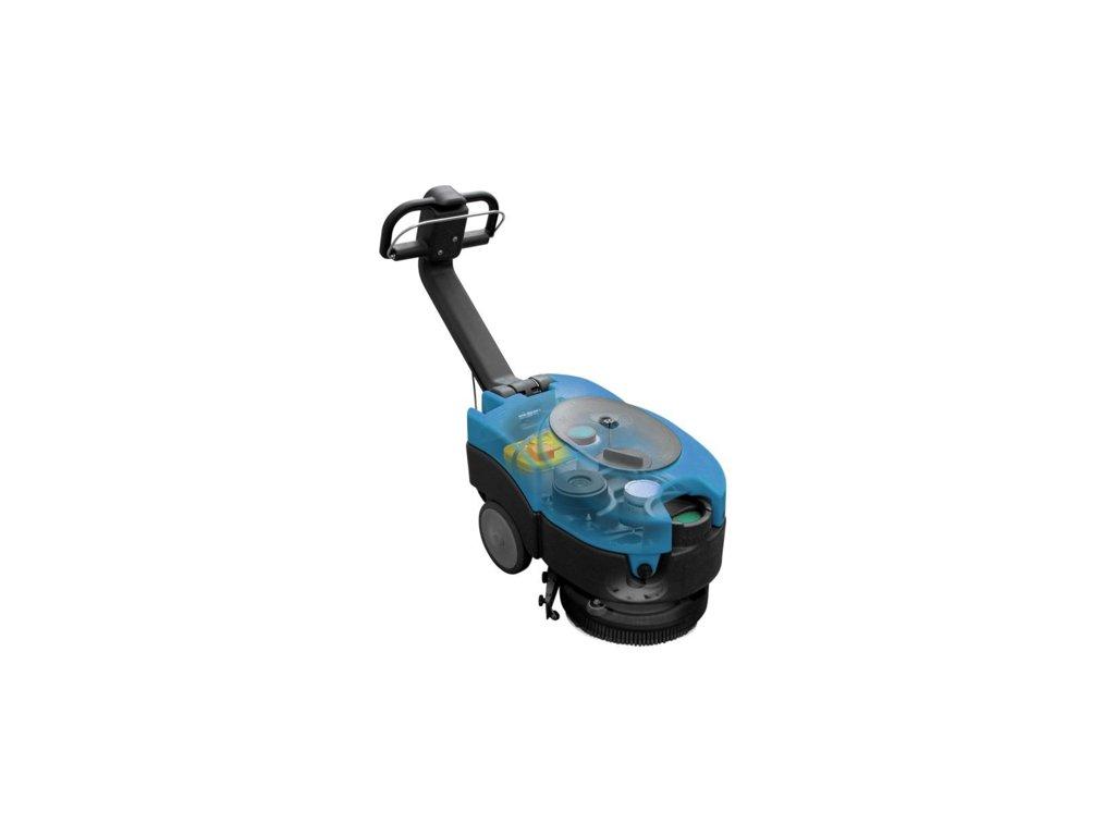 Čistiací stroj na podlahu A1 36B batériový Fasa