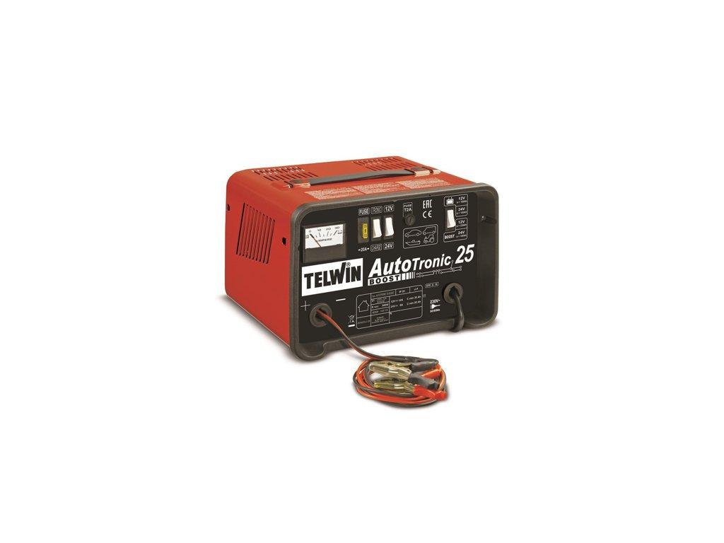 Nabíjačka autobatérií Autotronic 25 Boost Telwin