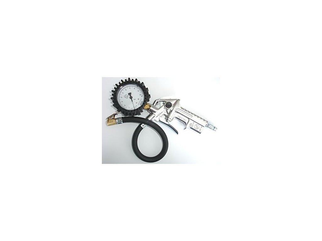 Plnič pneu s manometrom 602 FIAC