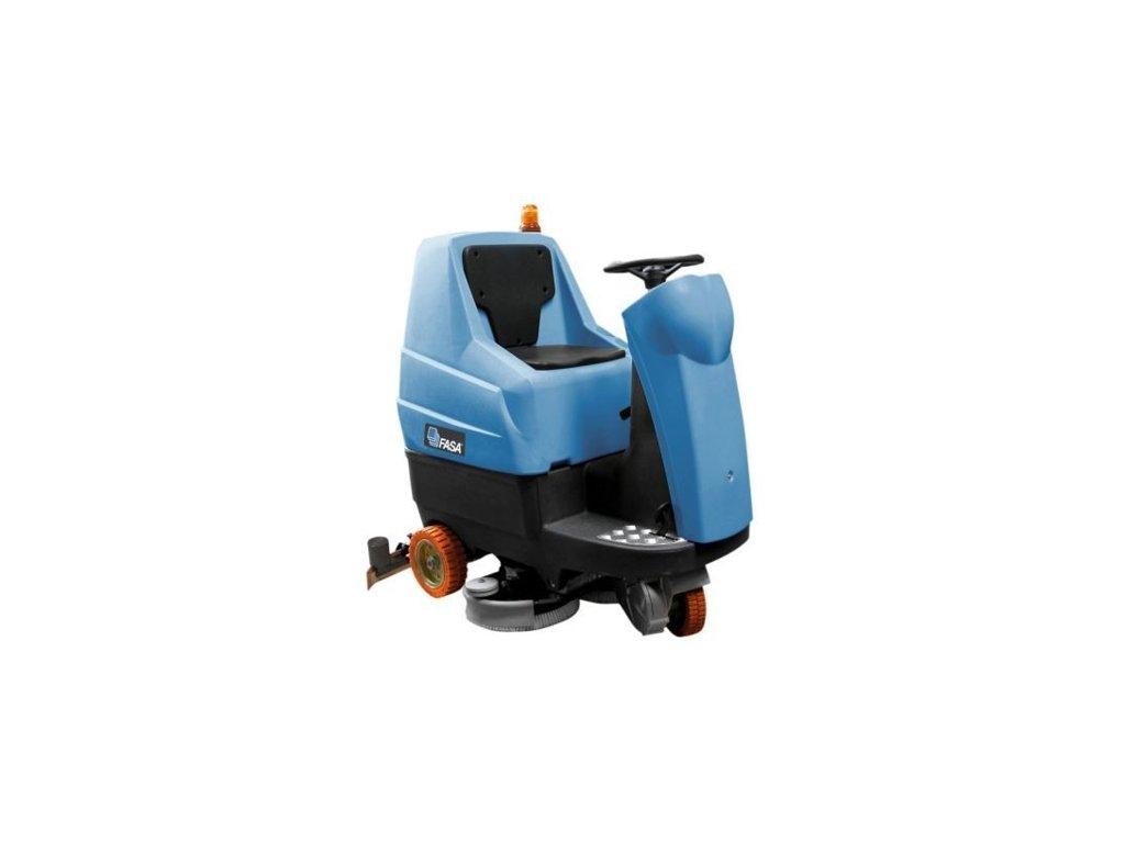 Batériový podlahový umývací stroj A13 R 85 UP FASA