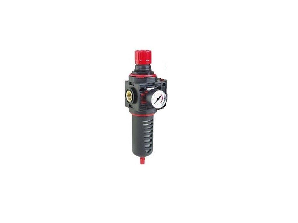 Regulátor tlaku s manometrom FIAC