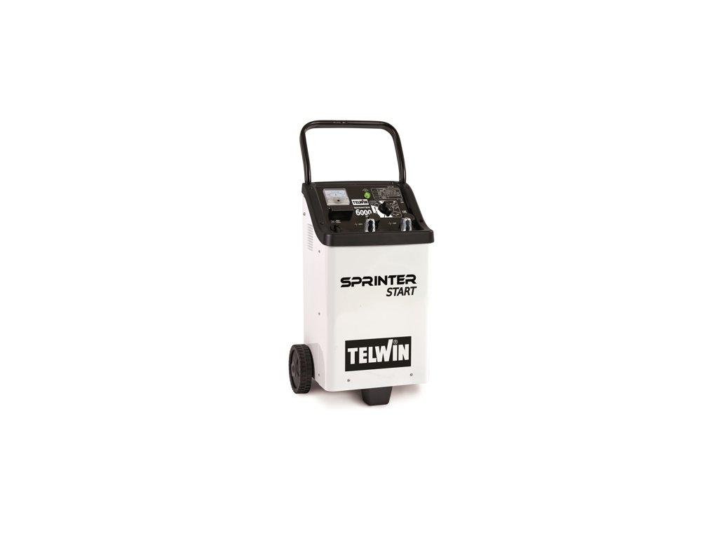Štartovací vozík Sprinter 6000 Start Telwin