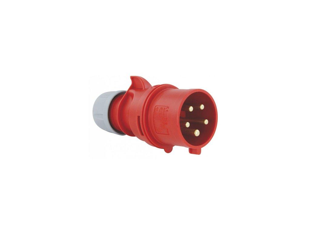 Vidlica 400 V/32A 5-Kolík