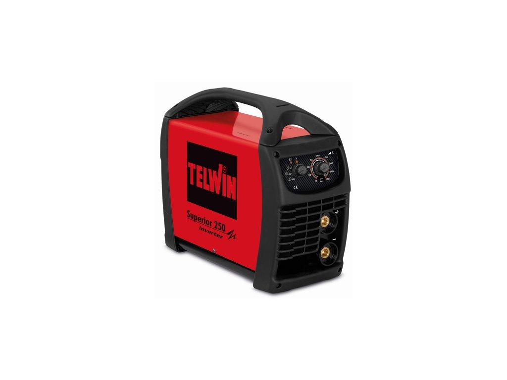 Zvárací invertor Superior 250 MMA/TIG DC Telwin