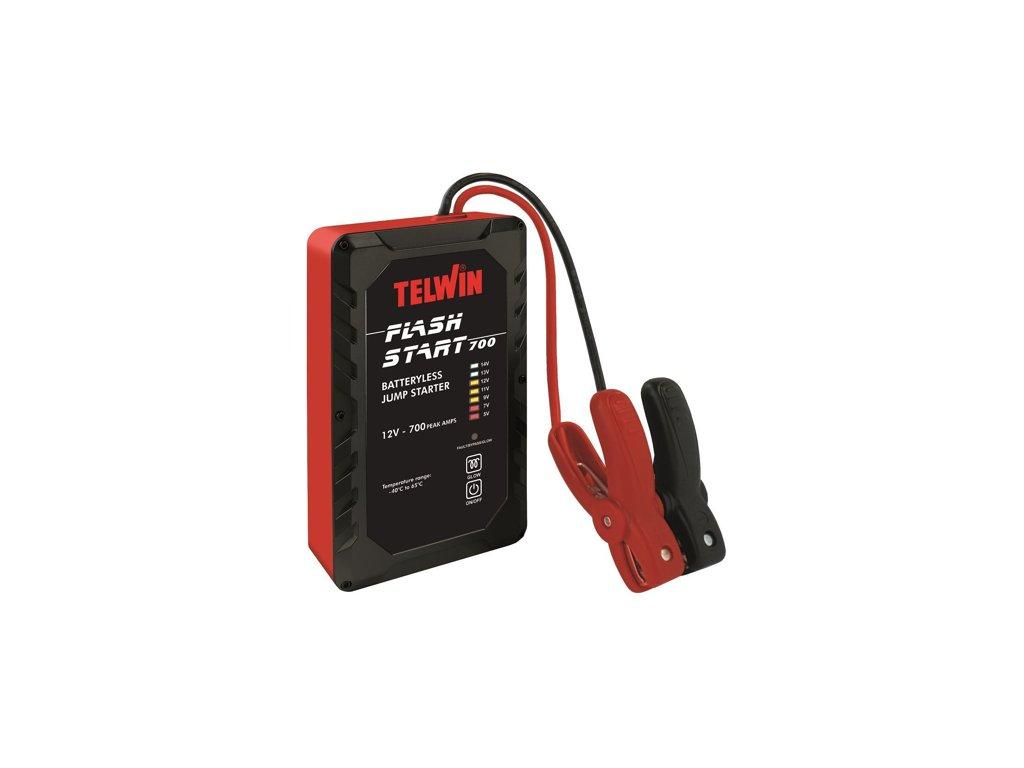 Štartovací kondenzátor - Štartovací zdroj kondenzátorový Flash Start 700 Telwin