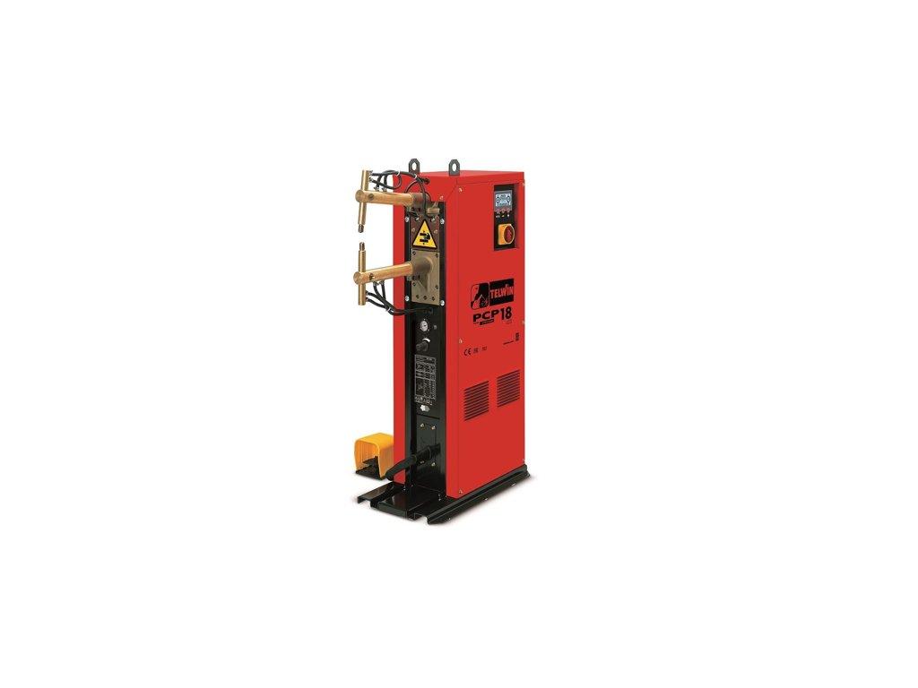 Stĺpová bodová zváračka PCP 18 LCD ramená 330 mm