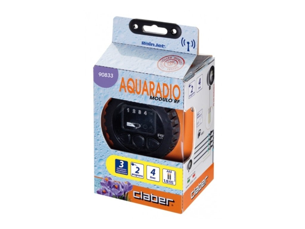 AQUA RADIO RF UNIT - Claber 90833