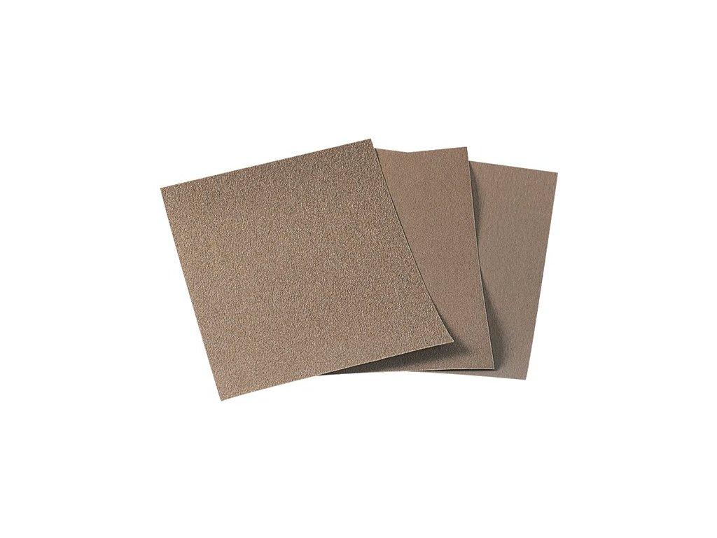 Wolfcraft arch standardního brúsneho papiera zrno 120, šírka 230 mm 2854000