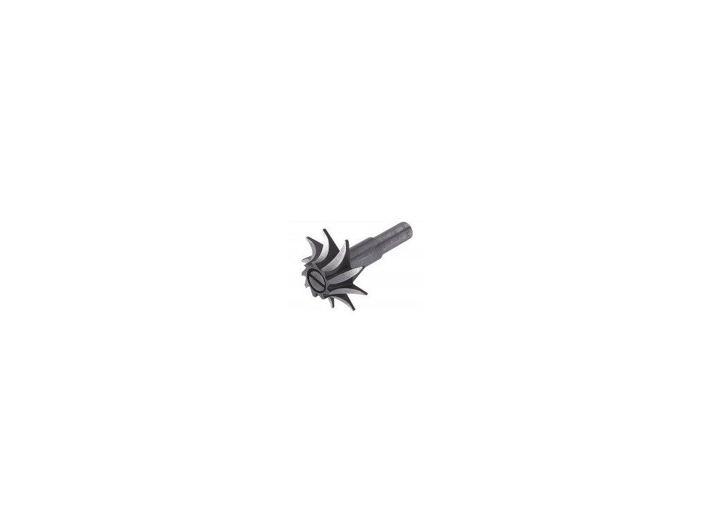 Wolfcraft Čtvrtfréza WS r = 10mm D35mm 3266000