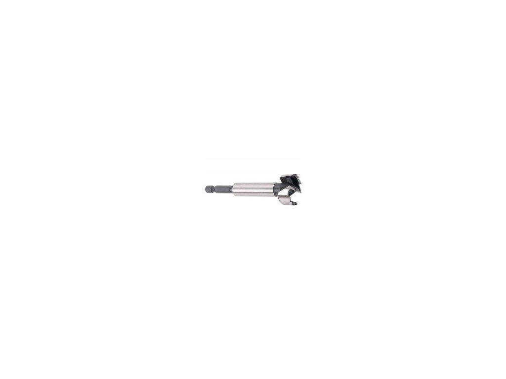 Wolfcraft Forstnerov vrták s šesťhrannou stopkou, priemer 26mm 3309000