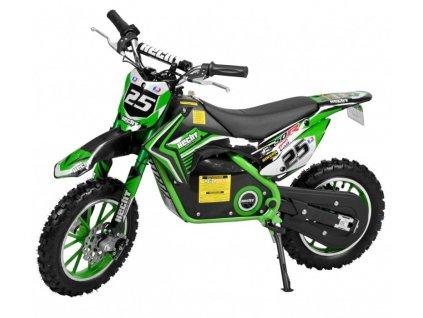 Detská akumulátorová motorka - HECHT 54501