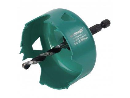 Wolfcraft děrovka z karbonu ø25mm 5963000