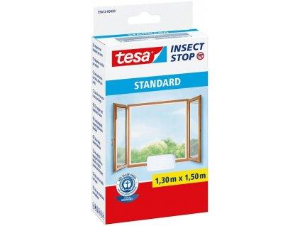 Sieť tesa® Standard, proti hmyzu, biela, 1500 mm, L-1,5 m