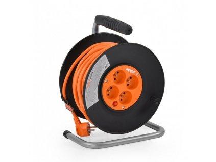 Predlžovací kábel na cievke - 420153 - 20 m