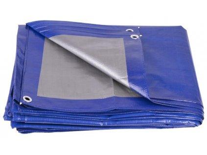 Plachta Tarpaulin Profi 02x08 m, 140 g/m, zakrývacia, modrá