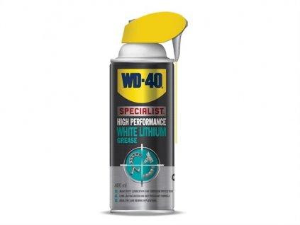 Sprej WD-40® Specialist HP White Lithium Grease, 400 ml
