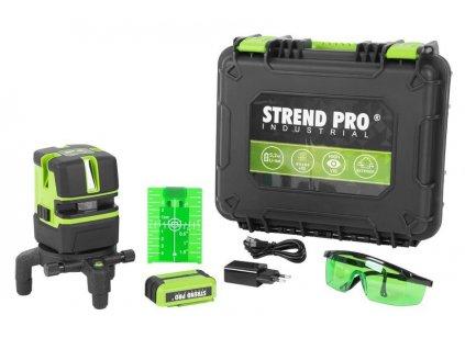 Laser Strend Pro HP-NT411G, 4V+1H, zelený