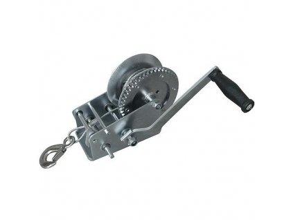 Naviják Strend Pro HW-100-1350, račňový, ručný, lano 10 m, 5 mm, max. 1350 kg