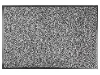 Rohožka MagicHome CPM 302, 60x90 cm, čierna/sivá