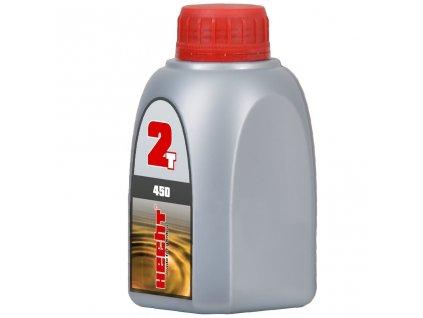 Olej pre dvojtaktné motory - HECHT 2T 450