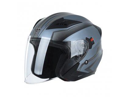 Prilba pre skúter a motocykel - HECHT 52627 L