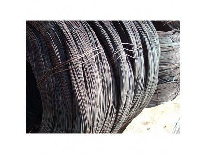 Drôt Bwire Fe 4,00 mm, bal. 50 kg, čierny