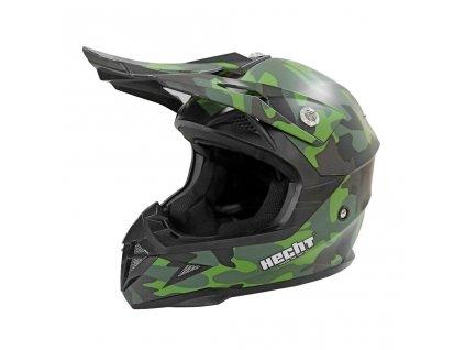 Prilba pre skúter a motocykel - HECHT 56915 XS