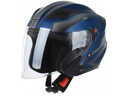Prilba pre skúter a motocykel - HECHT 53627 L