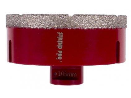 Vyrezávač Strend Pro Premium DCB11, 105 mm, M14, korunka, diamant, professional
